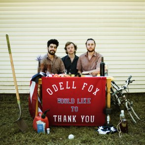 Album Art - Thank You Front Cover